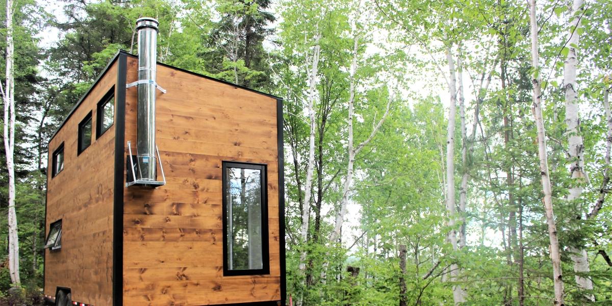 Cabane Quebec Construction De Mini Maisons